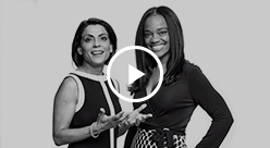 Ranjana Clark and Enid Jean-Claude mentorship and next generation of leaders video